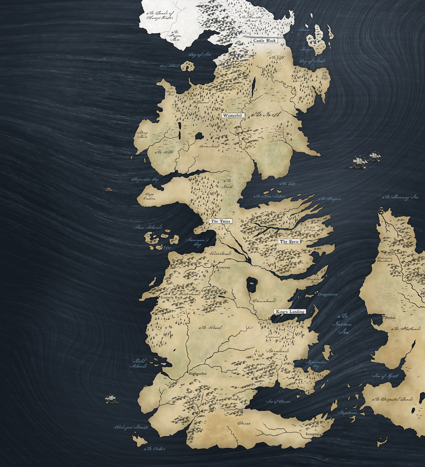 Game of thrones poised in the riverlands for further war with the game of thrones poised in the riverlands for further war with the lannisters gumiabroncs Gallery