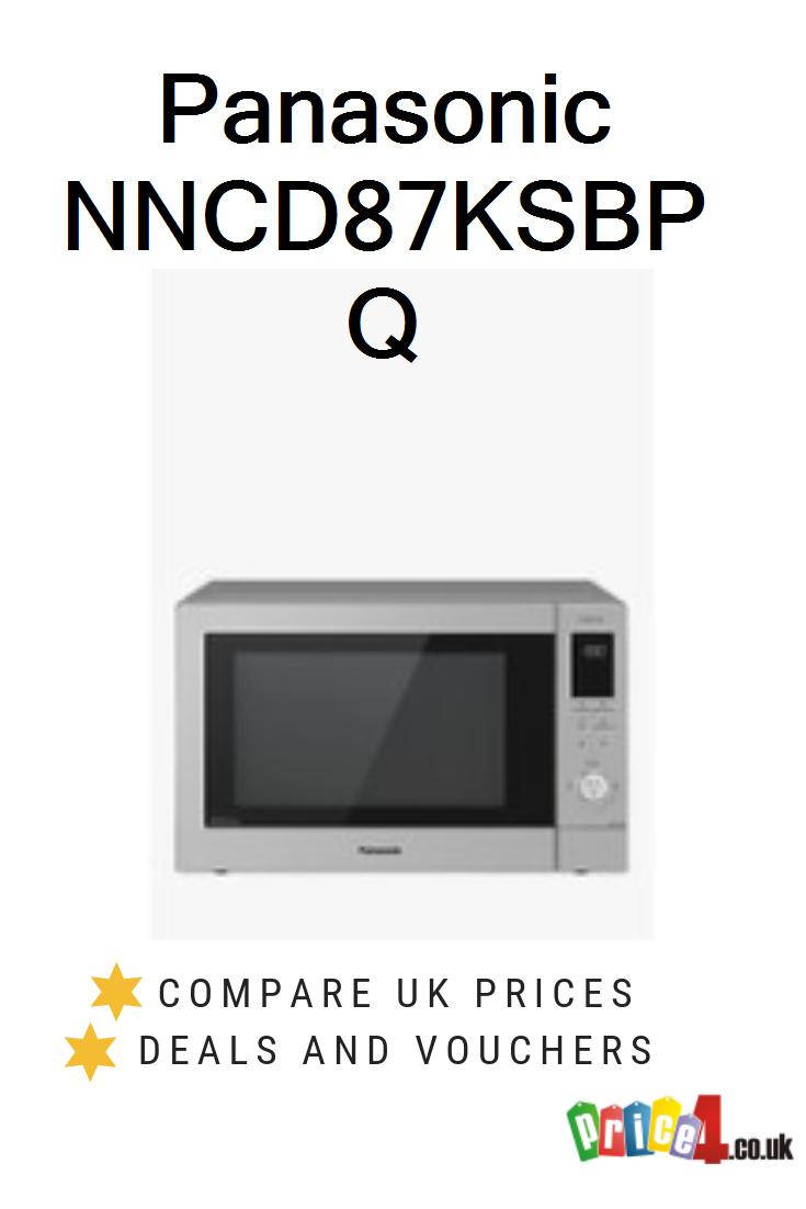 Uk Prices Panasonic Nn Cd87ksbpq 1000w