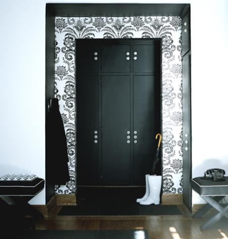 soluciones de almacenaje pensadas para ropa y calzado de invierno recibidores de estilo nórdico Quedamos en... proyecto decoración bloguers ...