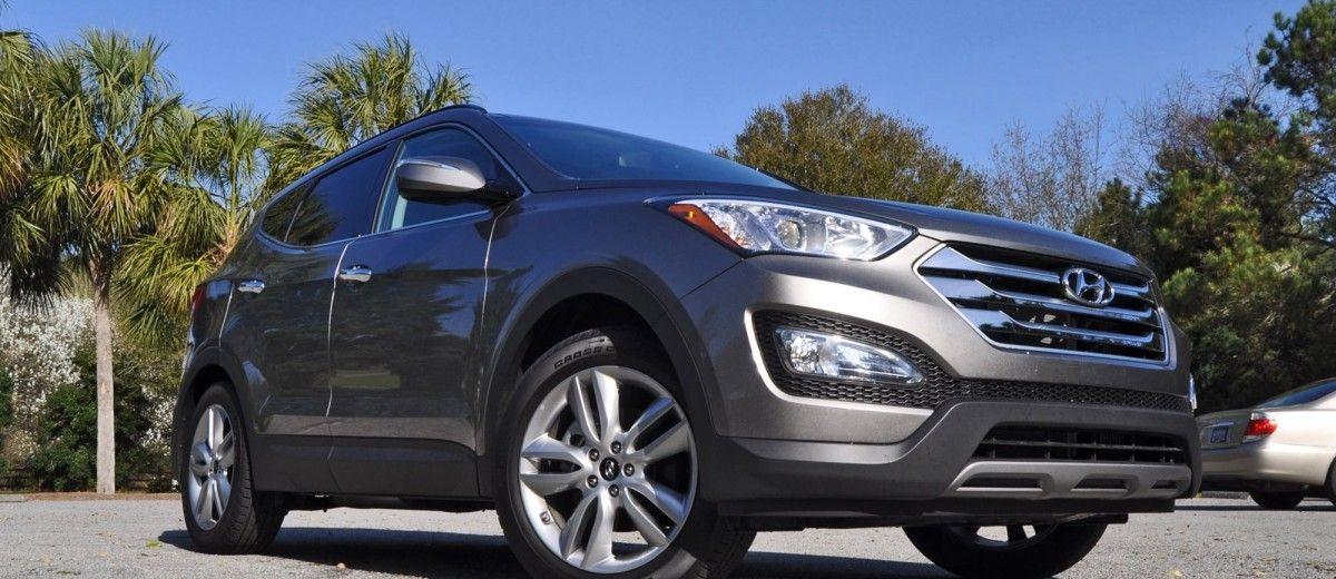 2015 Hyundai Santa Fe Sport Review Santa fe sport