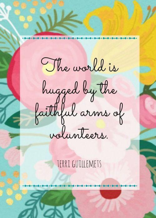 Volunteer Appreciation Quotes Delectable Free Floral Printables For Volunteer Or Teacher Appreciation