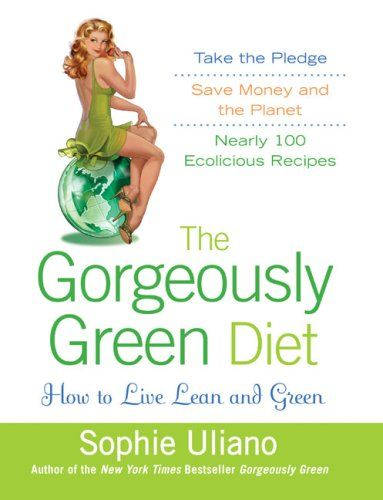 A good green lifestyle book, including recipes, shopping and home tips, as well as exercise.