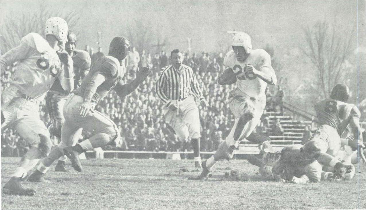 1948 Civil War Oregon State Oregon Football Game At Hayward Field From The 1948 Oregana University Of Ore Oregon Football University Of Oregon Oregon Ducks