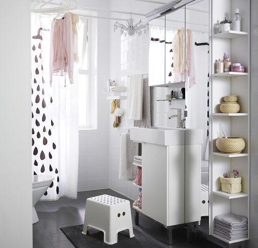 Ikea lillangen decor home decor pinterest ikea - Ikea cuartos de bano ...