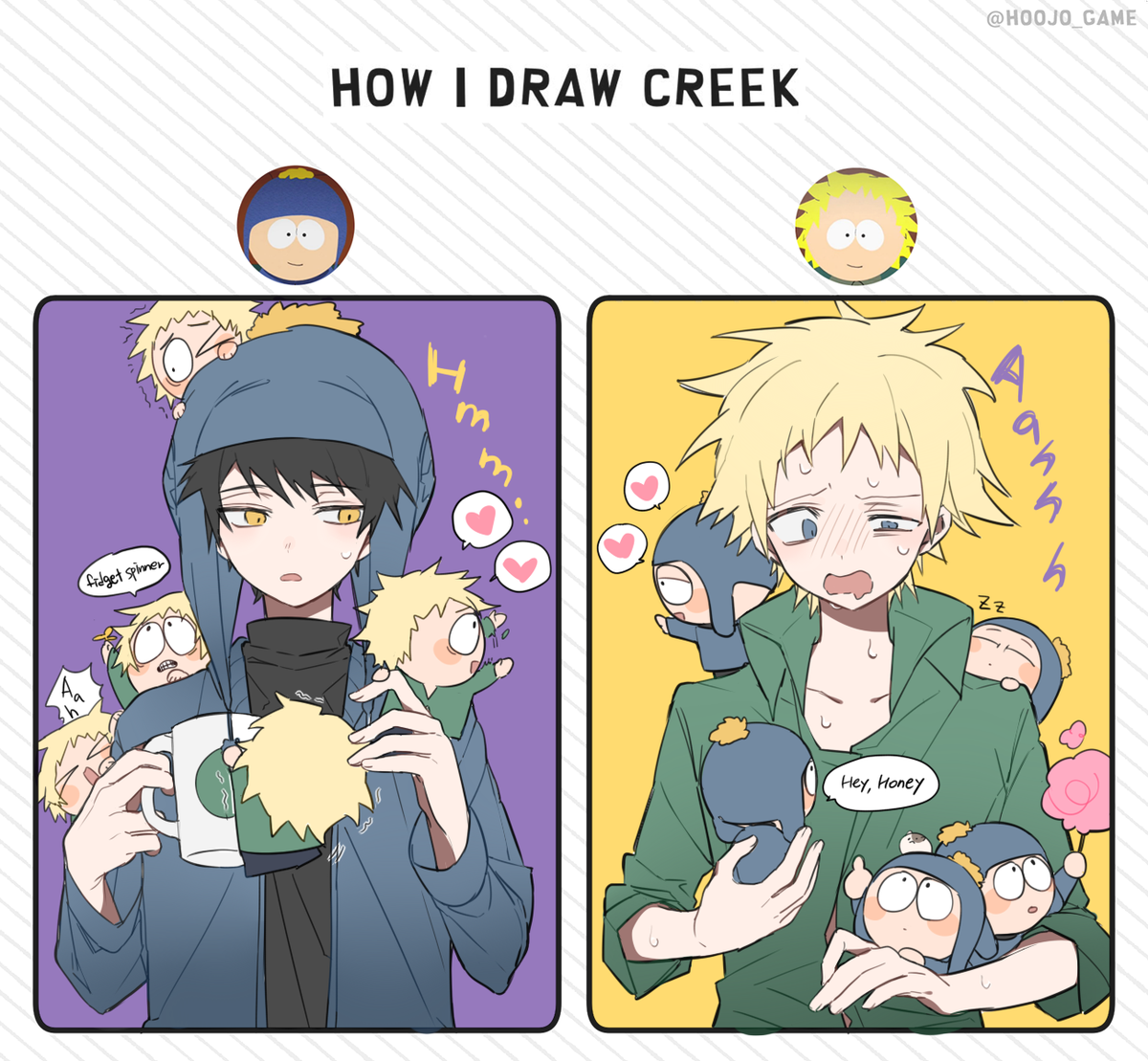 tweek x craig lemon