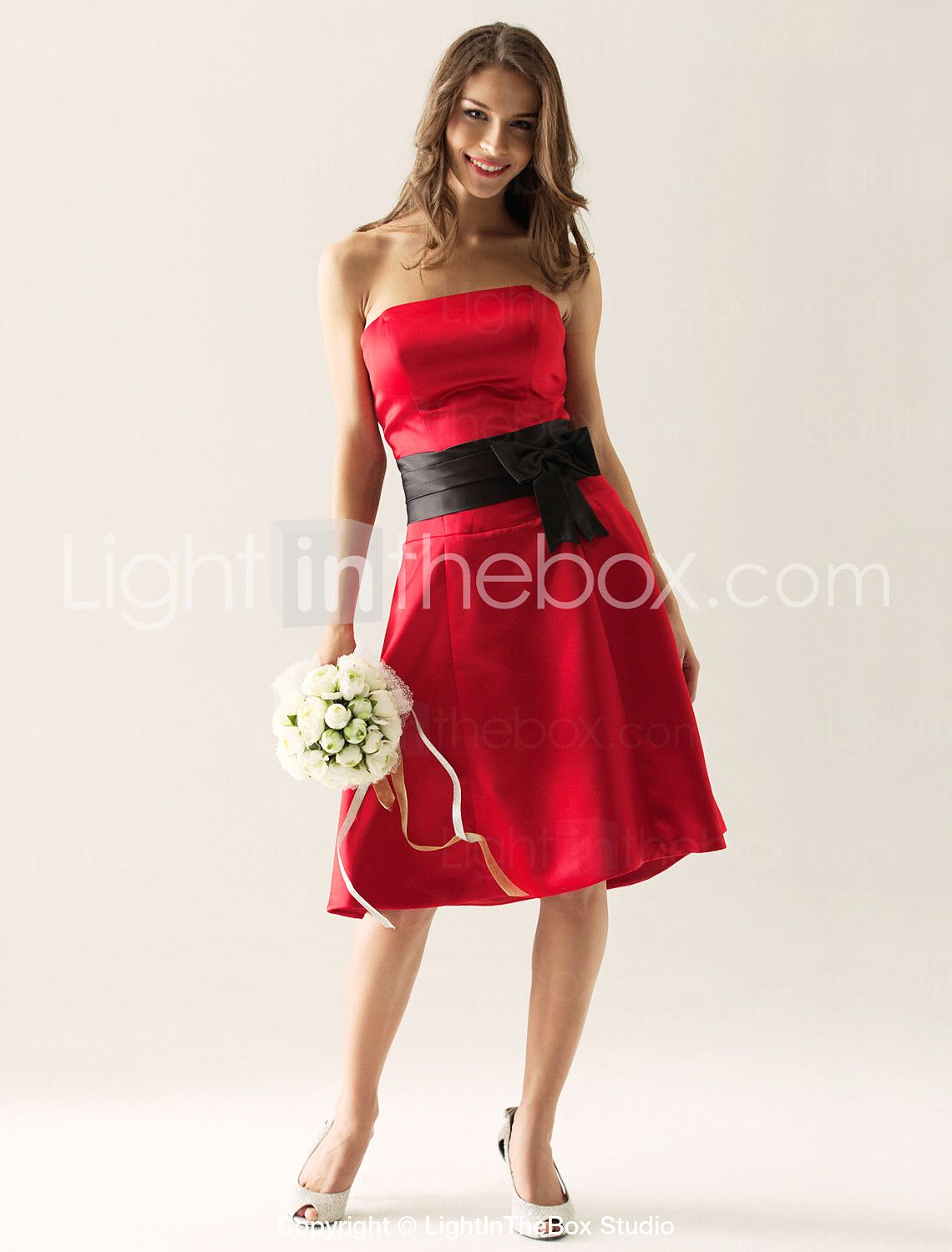 Red And Black Bridesmaid Dresses | ... 12 Prettiest Black and Red ...