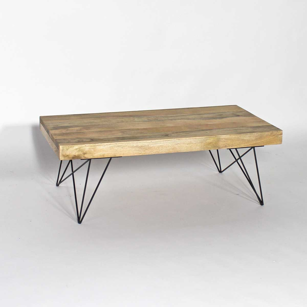 Table Basse Bois Metal Style Scandinave Bt0278x Made In Meubles Prix Avis Notation Livraison C Table Basse Bois Table Basse Table Basse Bois Metal