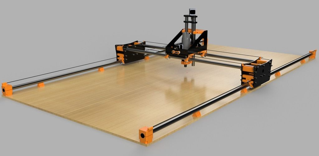 Cnc Artisan 3 By Godler Mechanical Electrical And