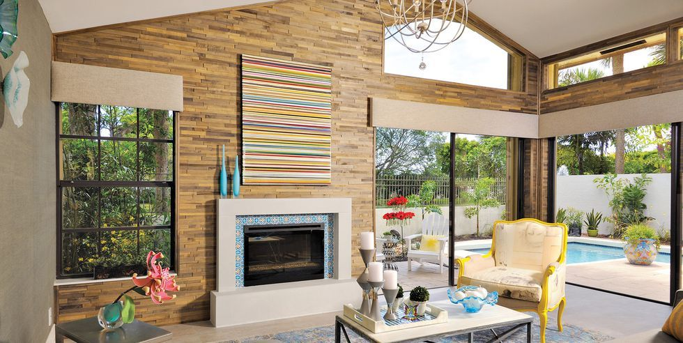 30+ Fireplace Designs For The Royal Look In Your House #palletbedroomfurniture