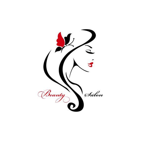 Beauty Logo Design Png And Pdf Format Files Elegant Woman