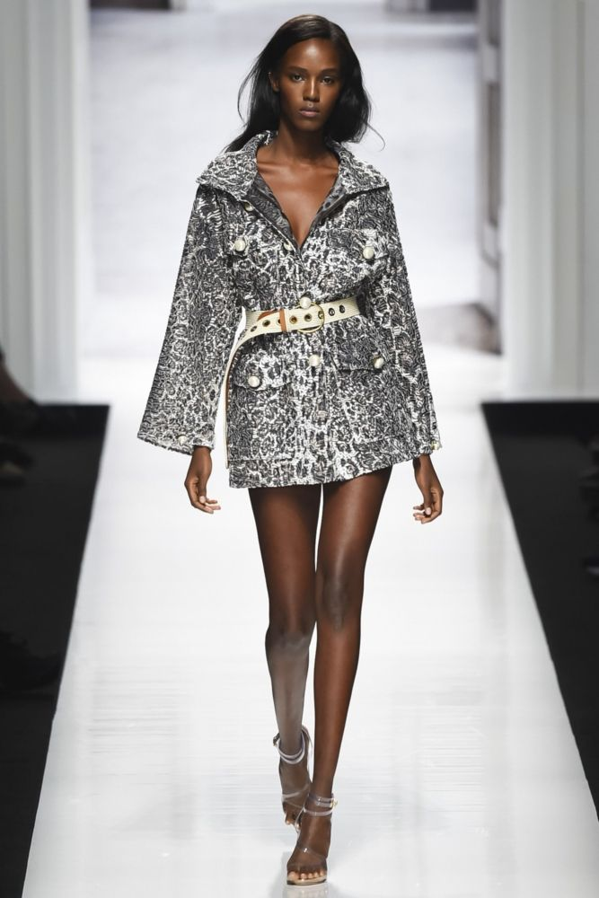 Ermanno Scervino Spring 2017 Ready-to-Wear collection