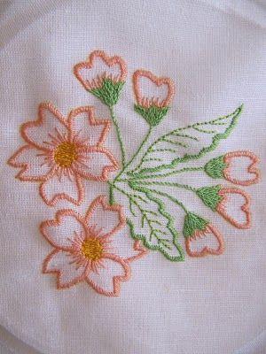 Dibujos De Ramos De Flores Para Bordar Excellent Imagenes De Flores
