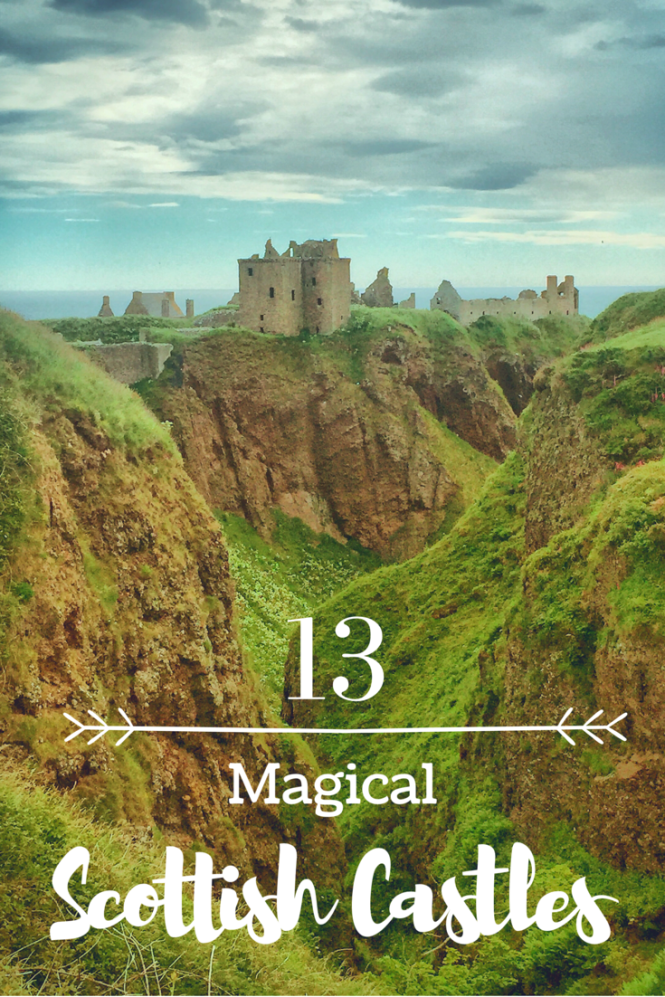 Magical Scottish Castles You Should Visit on Your Scotland Holiday