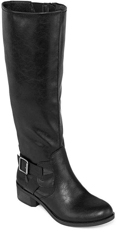1a52c66e714 Arizona Dylan Womens Riding Boots - Wide Calf