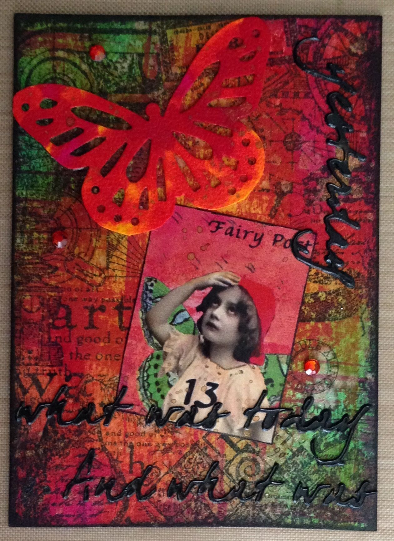 Atc Atc Stands For Artist Trading Card 3 1 2 Inches By 2 1 2 Inches Atc Cards Artist Trading Cards Card Tags