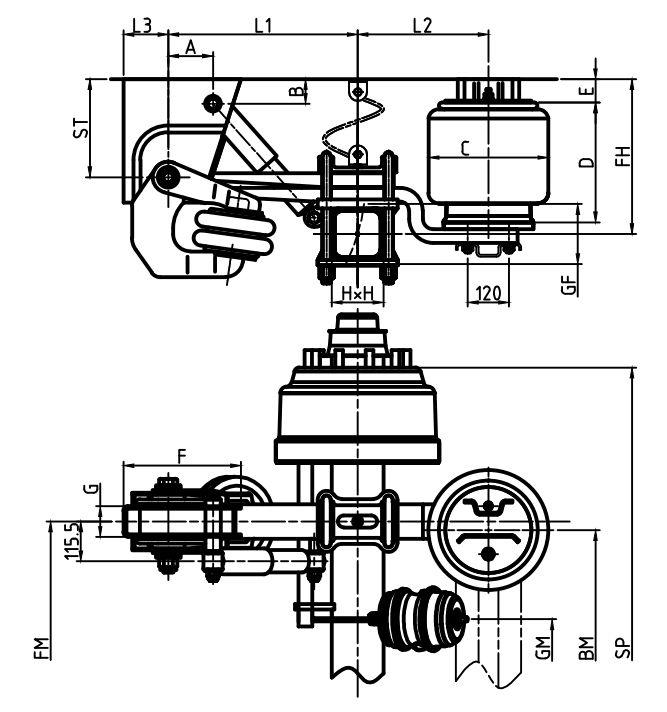 673f96251c305c65924f3f99d814e7d3 diagram of semi trailer air bag suspension ~ wiring diagram portal ~ \u2022