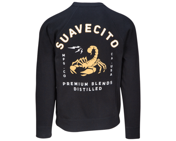 With Winter Around The Corner Pick Up The Scorpius Crewneck Sweatshirt You Ll Stay Warm And Look Amazing With Sweatshirts Crew Neck Sweatshirt Clothes Design