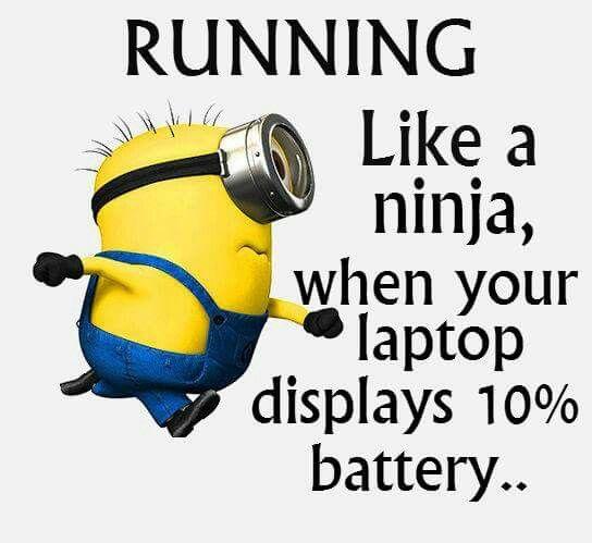 Run like a ninja