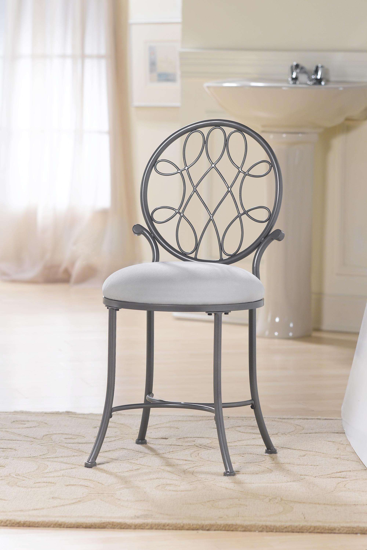 small bathroom chair - Google Search  Vanity stool, Bathroom