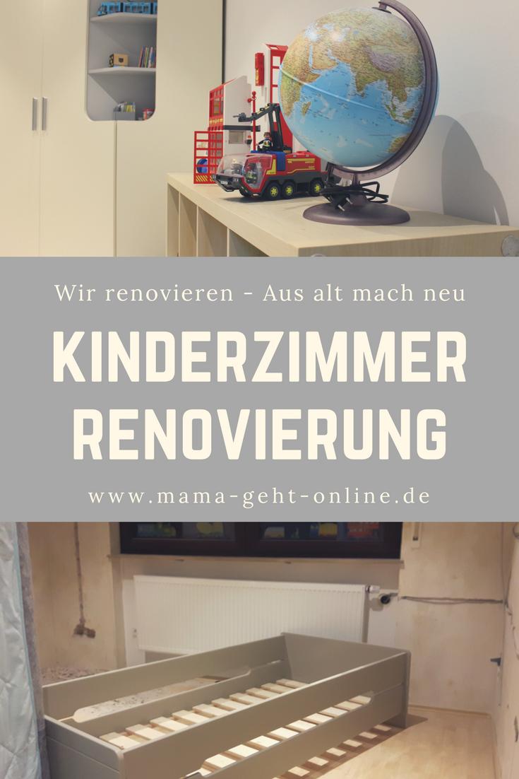 Neues Kinderzimmer #2 - Renovierung und Rundumerneuerung ...