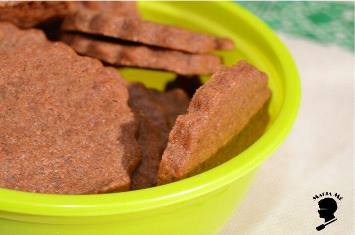 Biscoitos de Chocolate Picante!