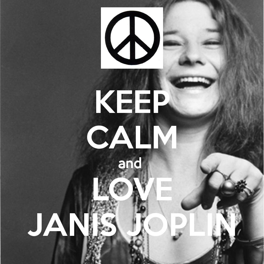 "Janis Joplin: Μια «μαύρη» φωνή σε λευκό σώμα ~ ""ΤΡΕΛΟ ΓΑΙΔΟΥΡΙ"""