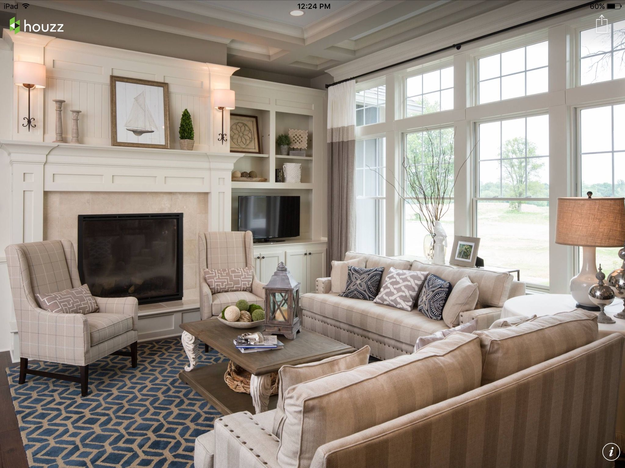 Interior Designed Living Rooms Stunning Pingetting On Great Room  Pinterest  Living Rooms Room And Inspiration