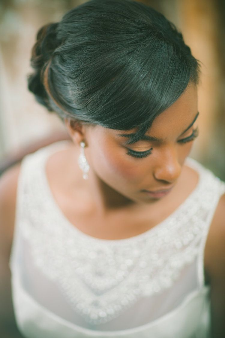 just married: whitley + darian | wedding planners and makeup
