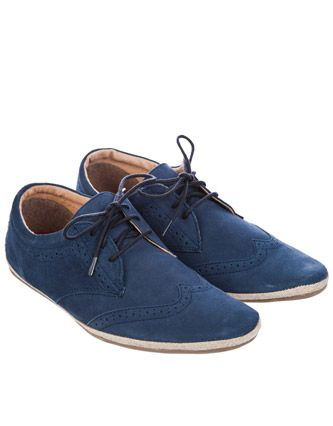 These too: Mr KG Bailey Suede Shoes