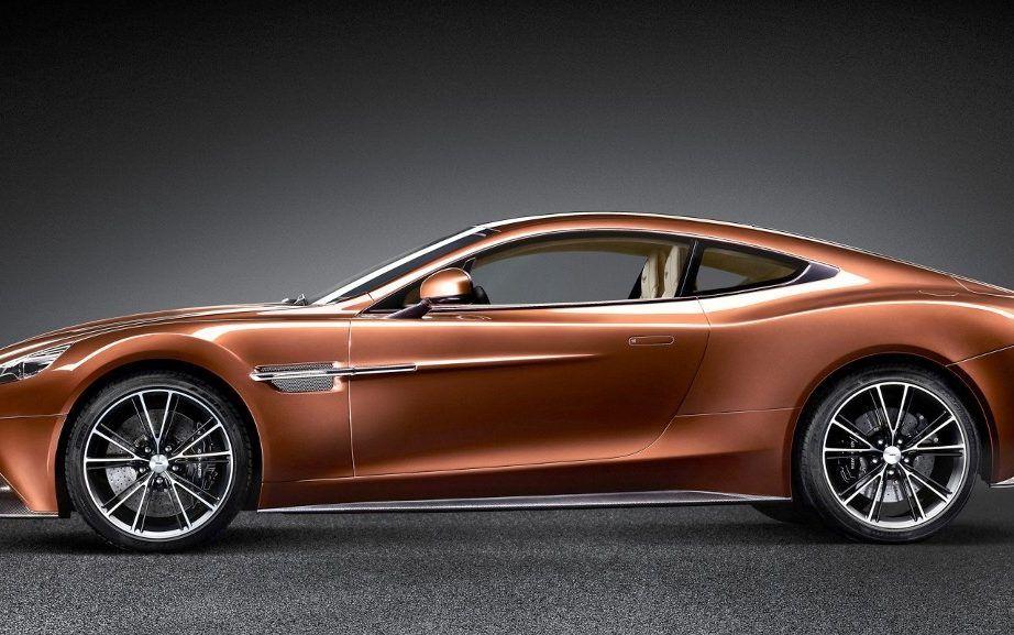 Essai Aston Martin Vanquish 2015 Aston martin vanquish