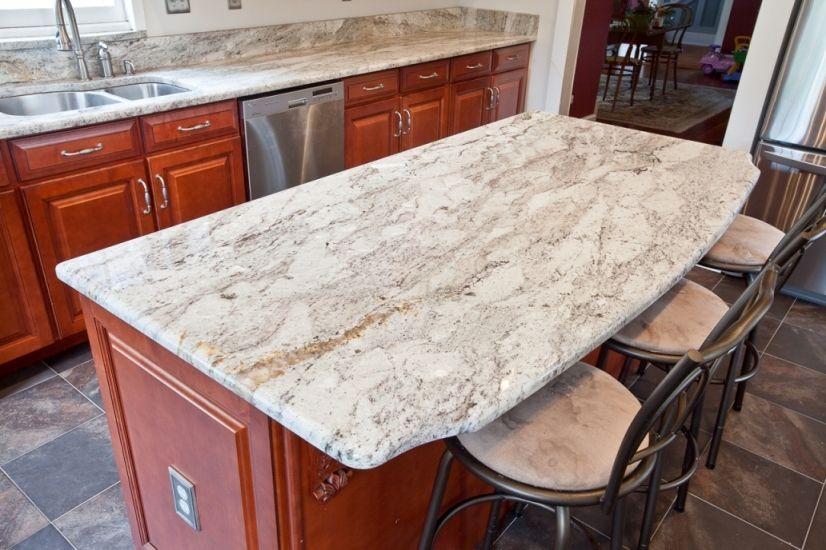 ... used: Bianco Primavera, White Springs, Cold Spring Material: Granite