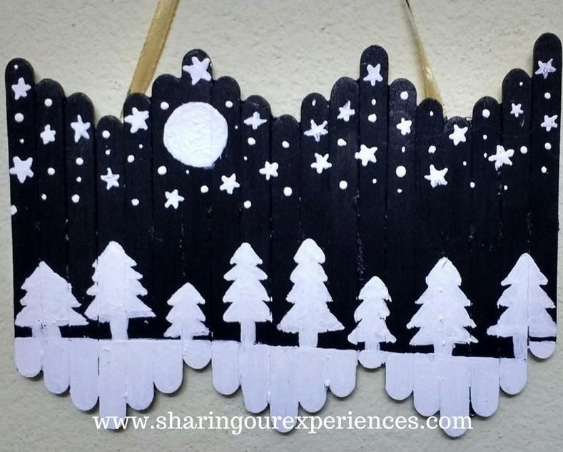 Craft Beautiful Sticks Gate