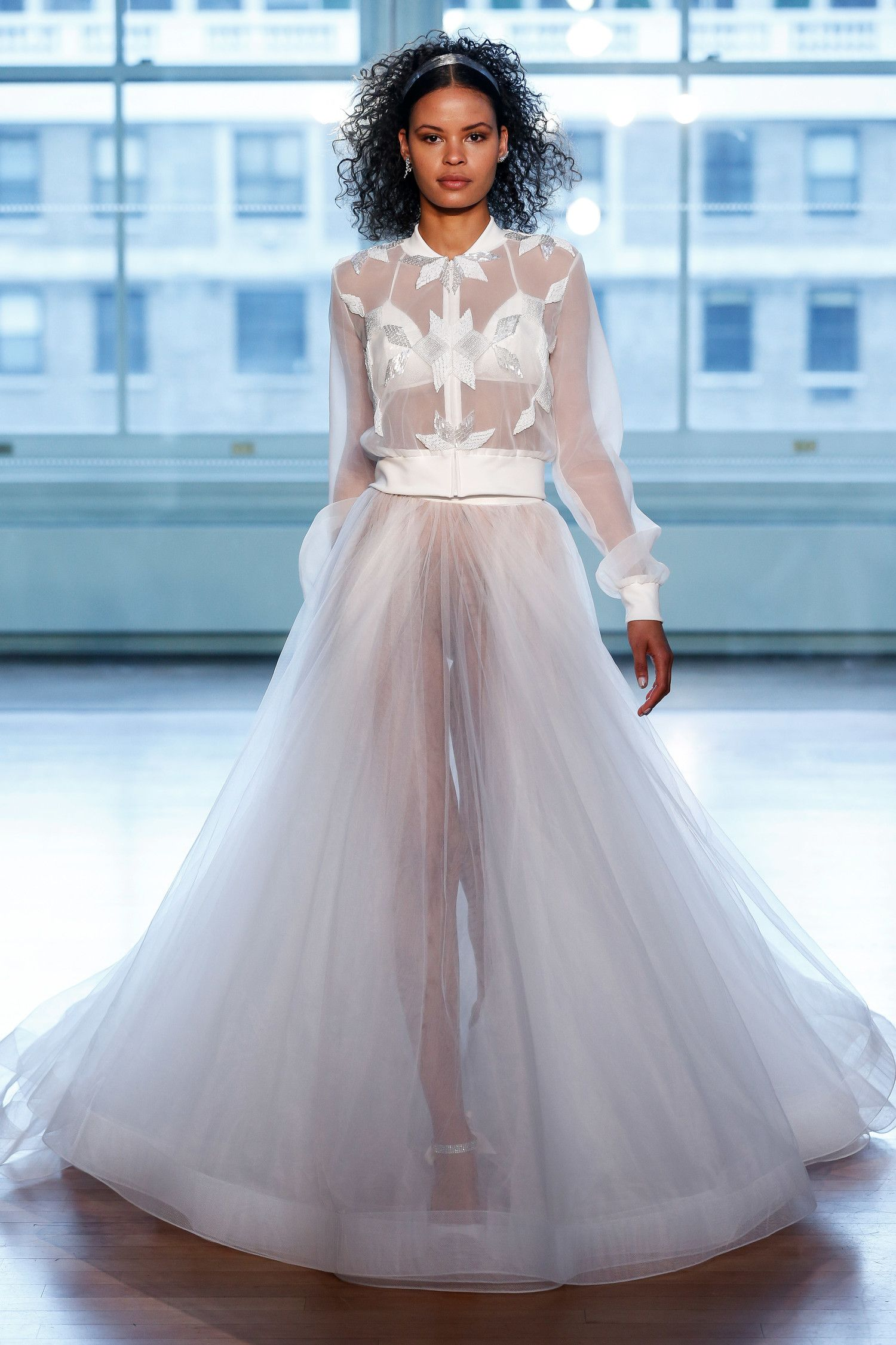 50cd23e95 7 Bridal Fashion Trends That Should Be on Your Radar. Wedding dress ...
