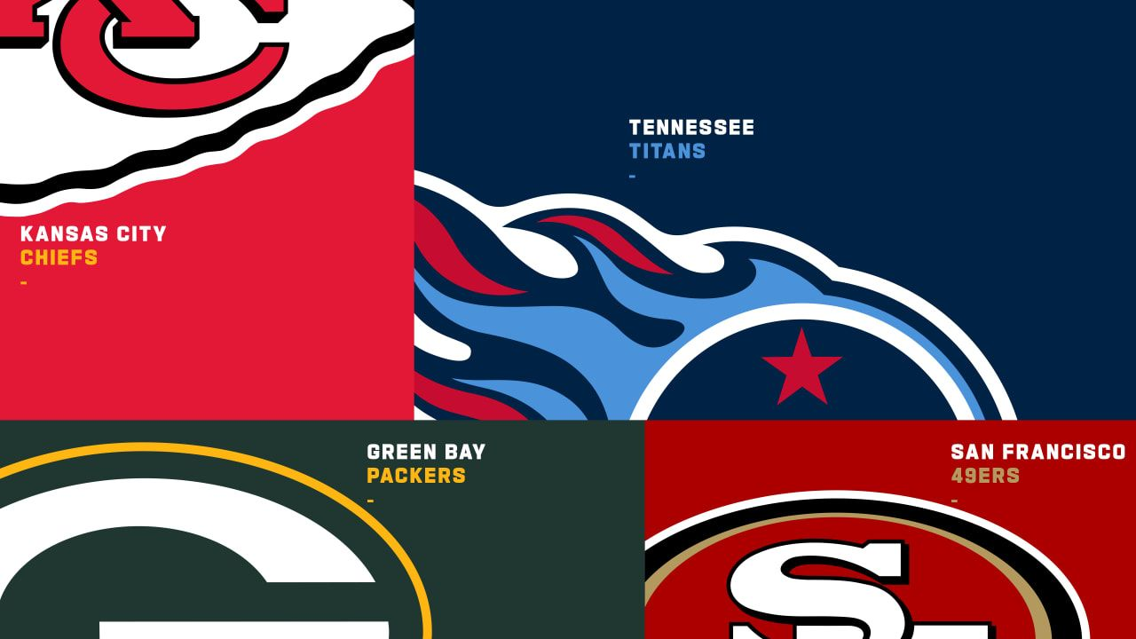 Which Championship Sunday Team Is Most Likely To Miss The 2020 Nfl Playoffs Chiefs Titans 49 In 2020 Nfl News Nfl Playoffs Nfl Packers