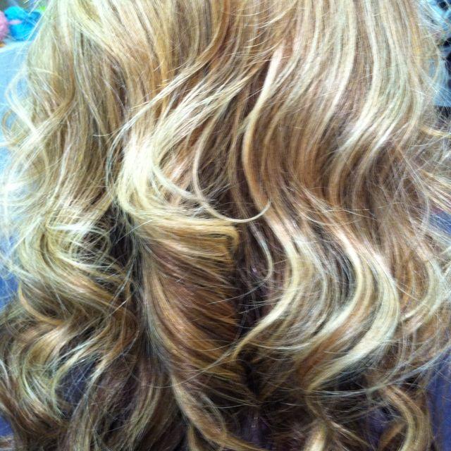 Wedding Hair Color Ideas: Highlights By Tracy At Holbert Hair Studio 214-766-7412