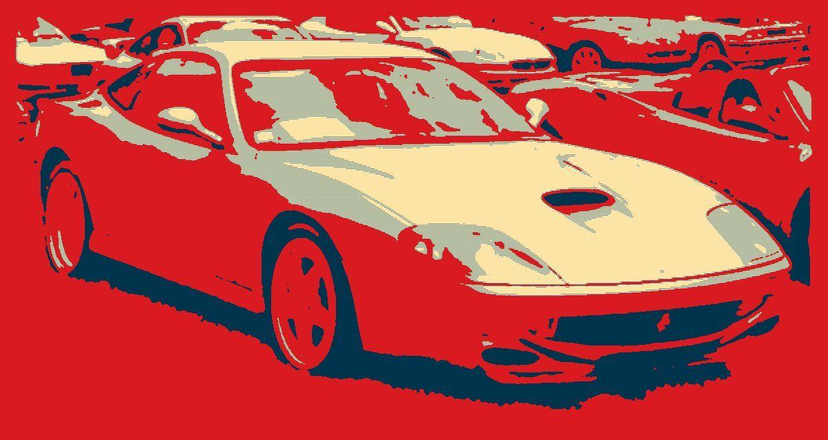 2001 Ferrari 550 Maranello 550 Maranello Maranello