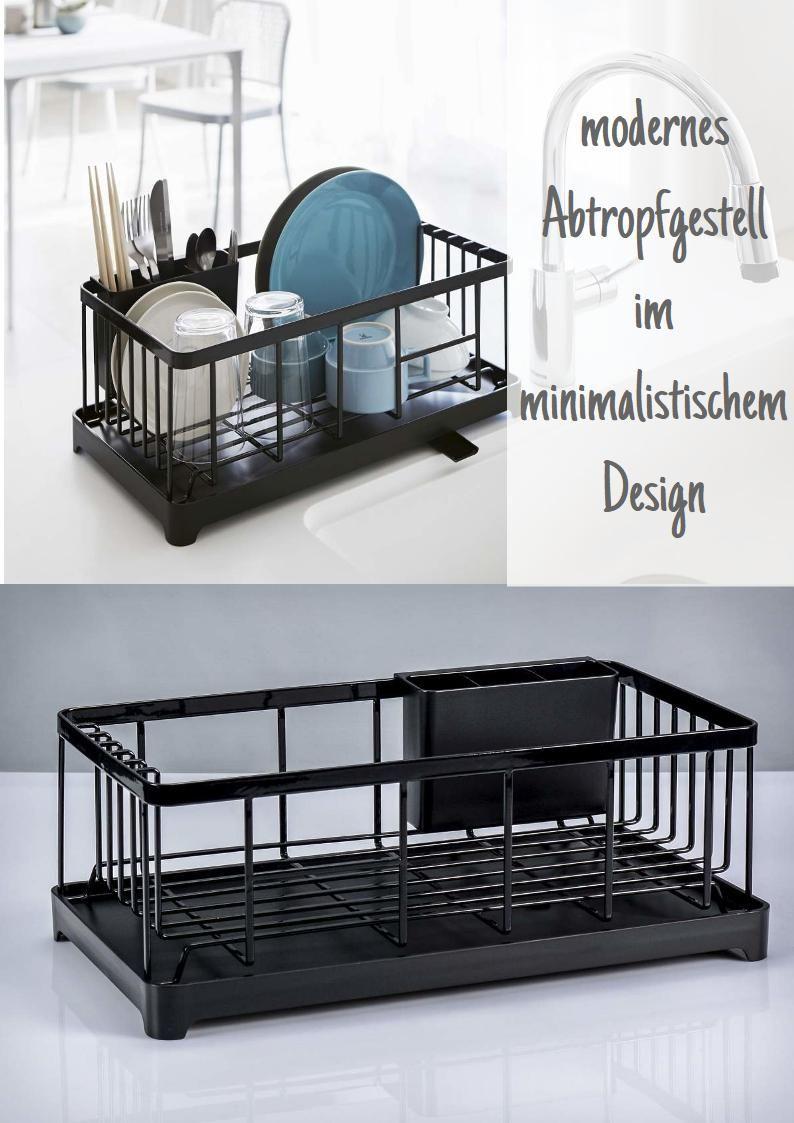 Abtropfgestell Für Geschirr Yamazaki An Design Küche Modern