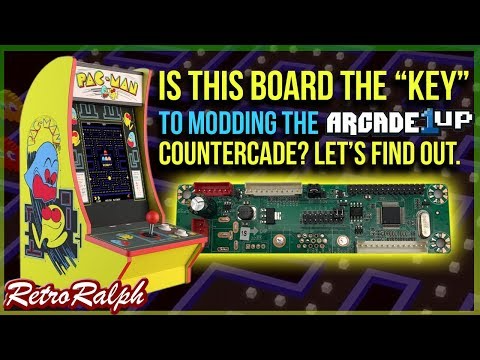 16++ Arcade mod info