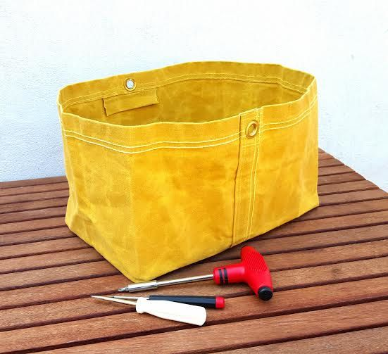 Handyman Tools Storage Truck Tarpaulin Waxed Canvas Waterproof