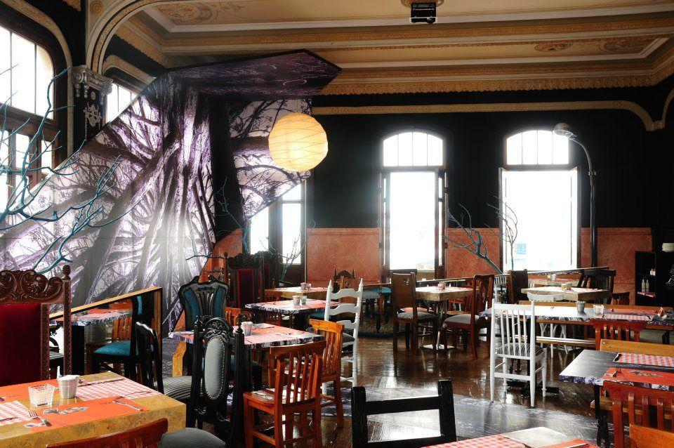 Restaurante Casa Cor Peru 2011