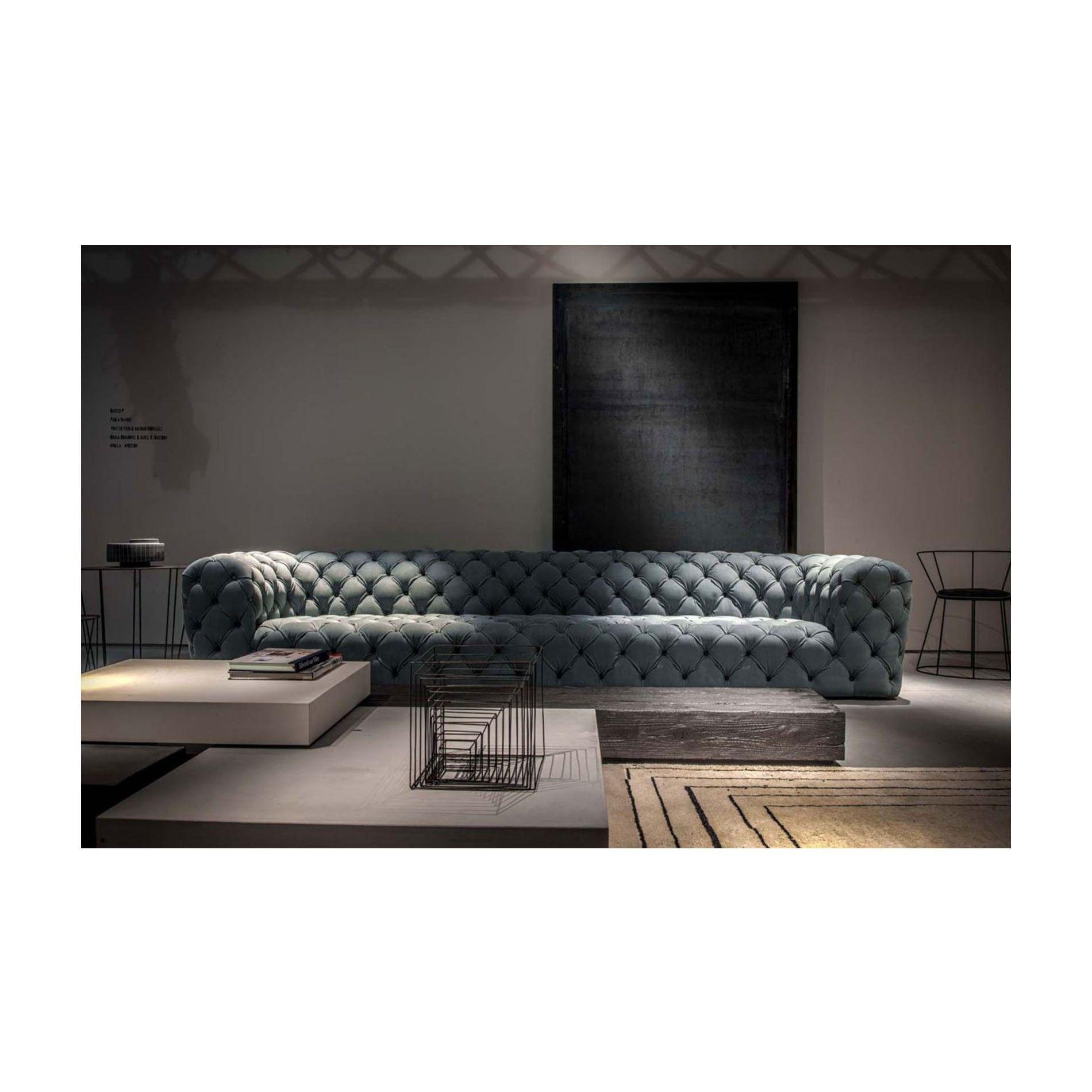 Chester moon divano baxter stile senza tempo al miglior for Interior design italiani