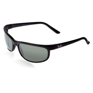 mens sport glasses  Ray-Ban Men\u0027s \u0027RB4115\u0027 642/73 Havana Wrap Sport Sunglasses by Ray ...