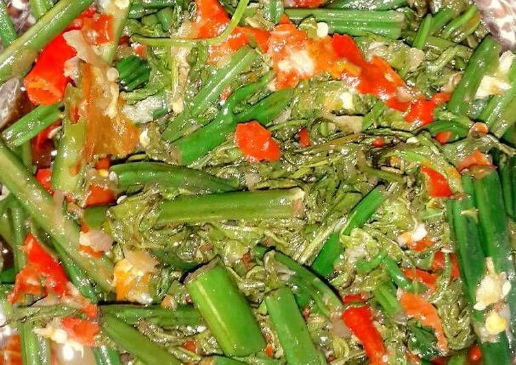 Resep Sambal Tumis Pakis Yummii Oleh Rina Andriyadi Resep Tumis Resep Makanan