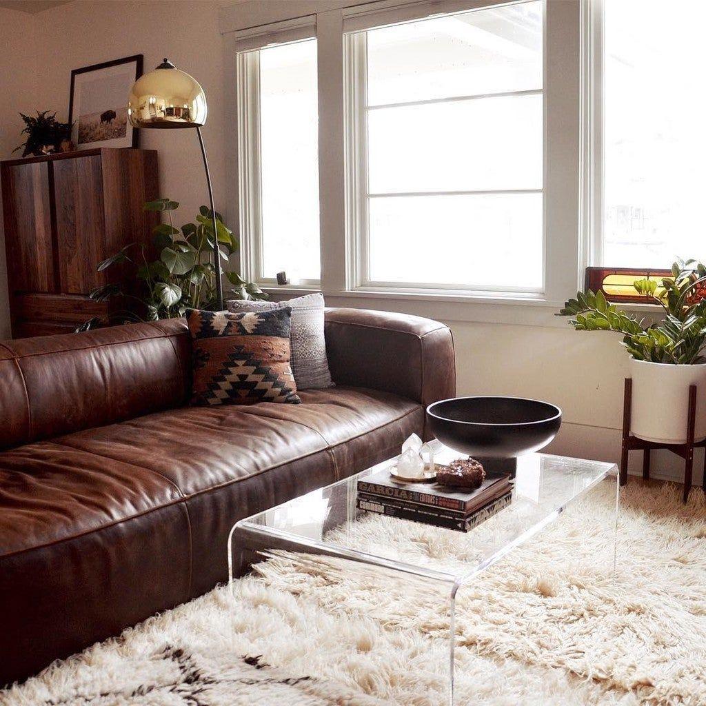 Cigar Rawhide Brown Sofa in 2020 (mit Bildern ...