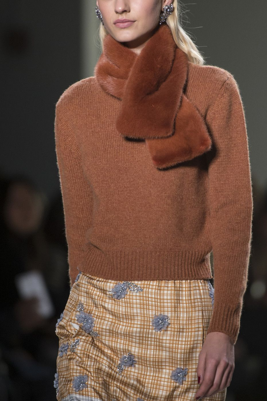 Brock Collection at New York Fashion Week Fall 2017