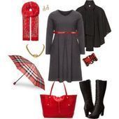 #Days #Montage #Rainy #Rainy Day outfit curvy # Size rainy days and Monday -...#... #rainydayoutfitforwork