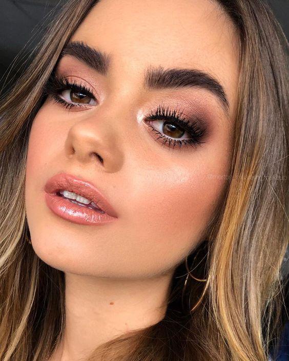 Zendaya Smokey Eye Makeup