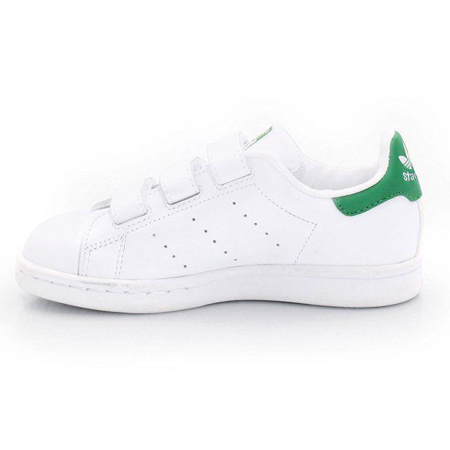 Zapatilla adidas Stan Smith Cf C White Kids