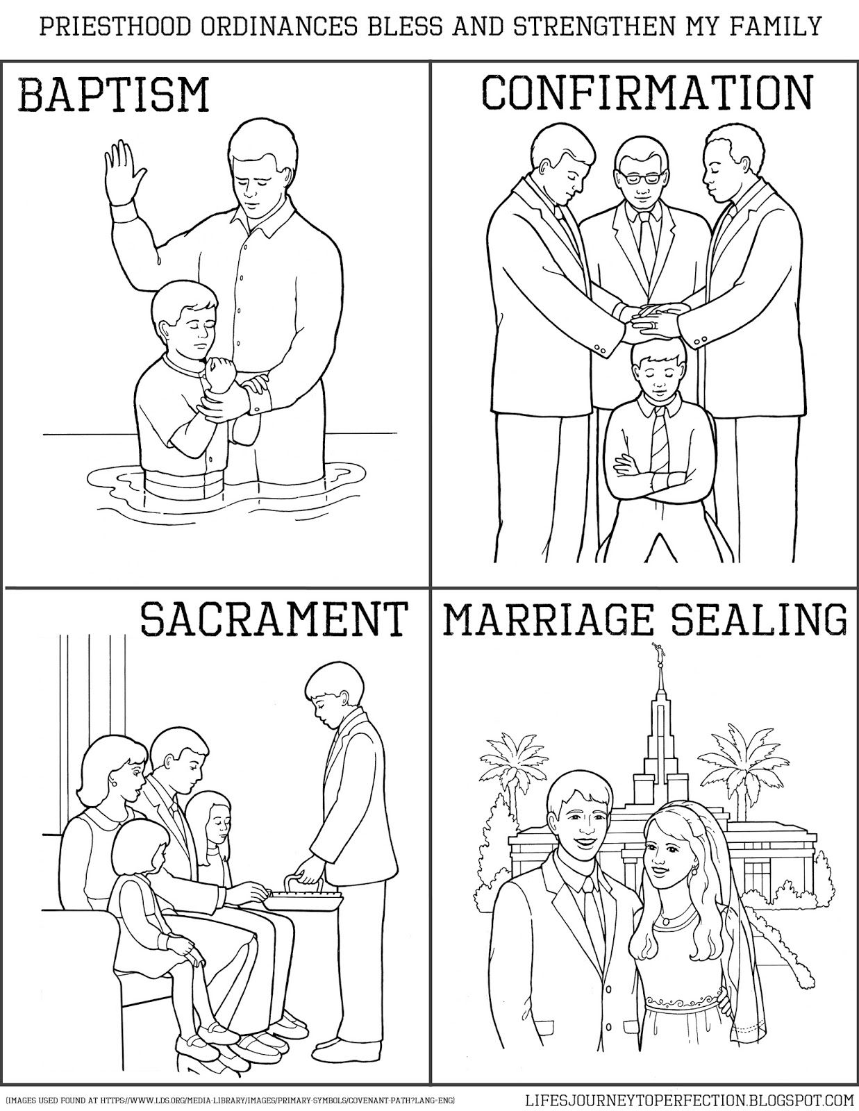 lds primary sharing time june 2014 week 1 priesthood ordinances