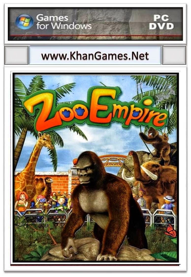 Zoo Empire Game Size: 678 MB System Requirements Operating